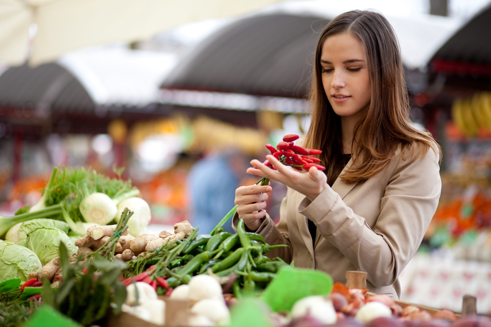 how to set up a market stall