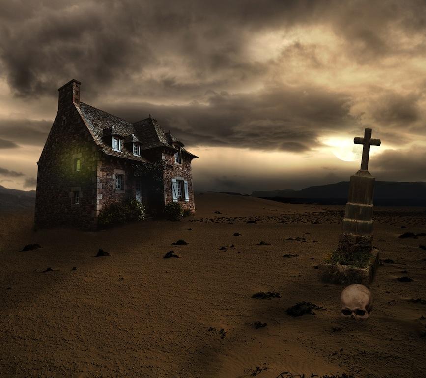 haunted house ireland