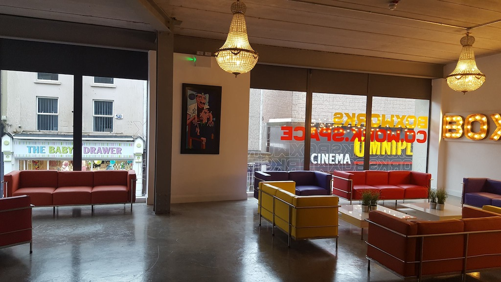 boxworks coworking waterford