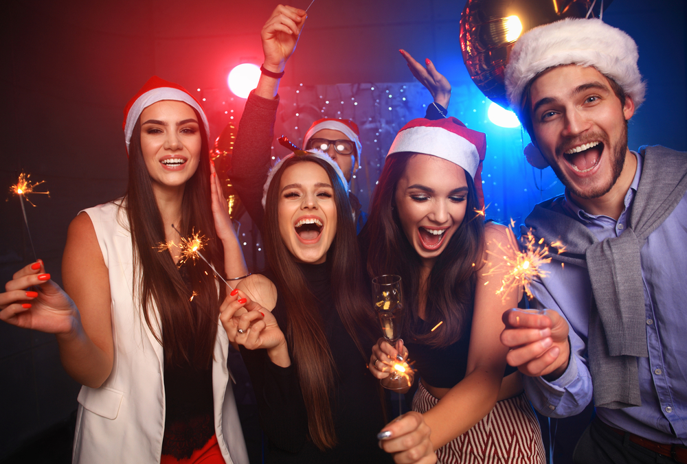 A Chitsmas party survival guide