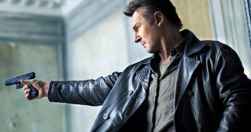 Liam Neeson oscars