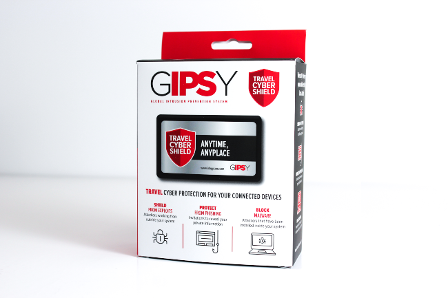 Box cover of Gipsy product.