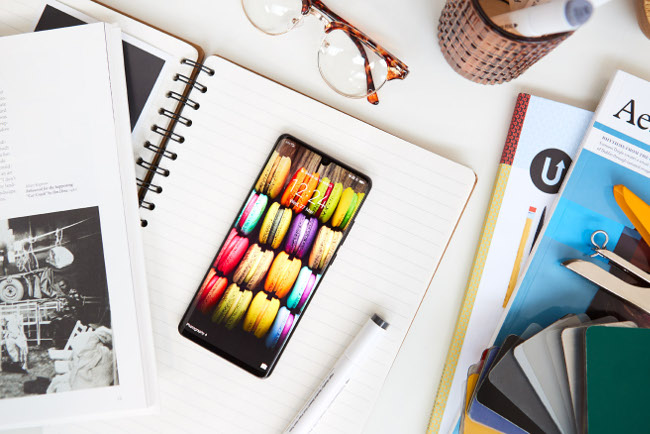 Huawei P30 Pro smartphone.