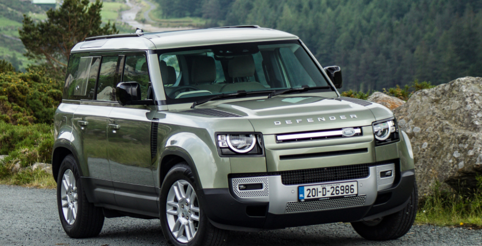The Big Test: 2020 Land Rover Defender review | Think Business