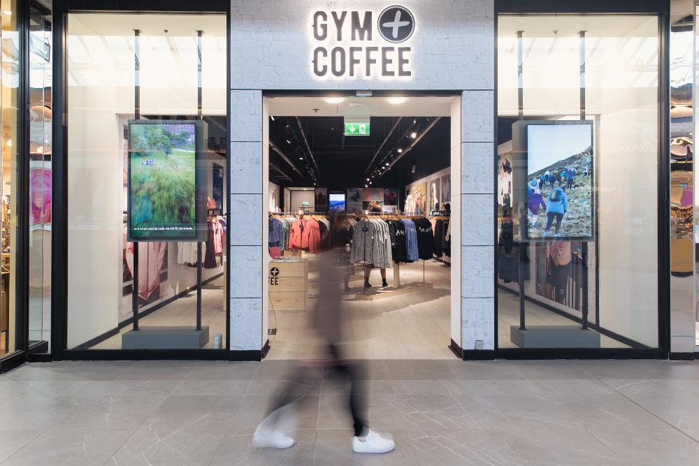 Gym & Coffee shop in Blanchardstown, Dublin.
