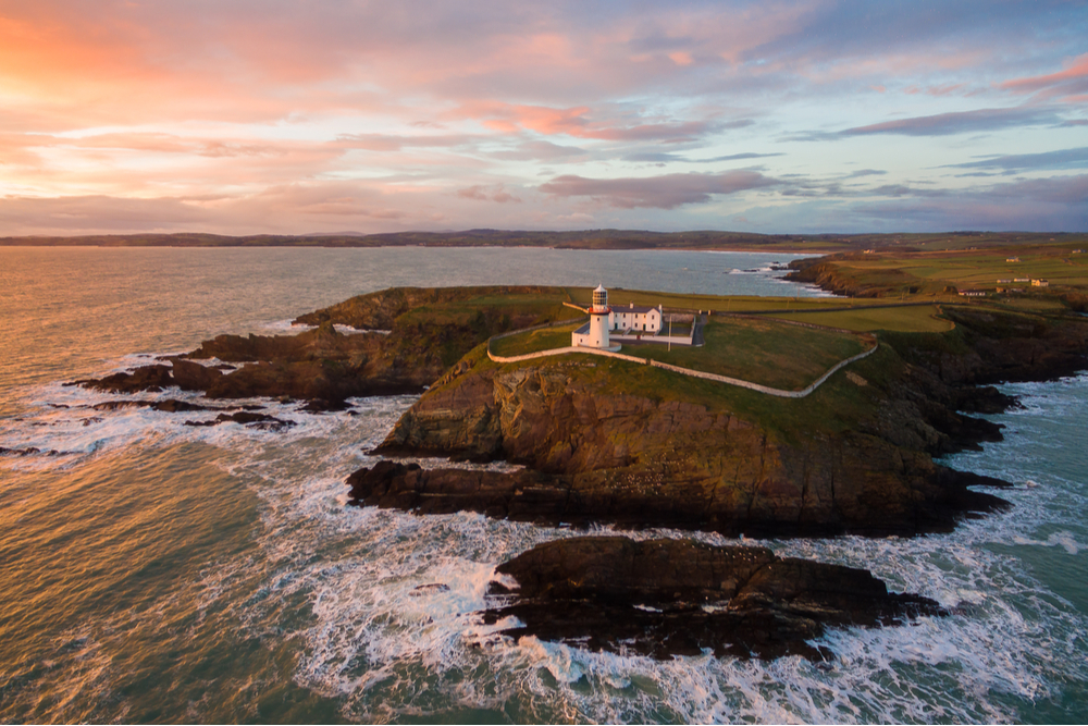 Lighthouse in Clonakilty, County Cork