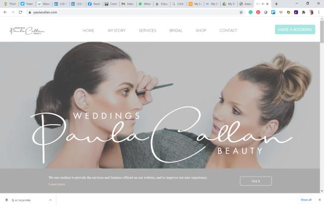 Paula Callan website.