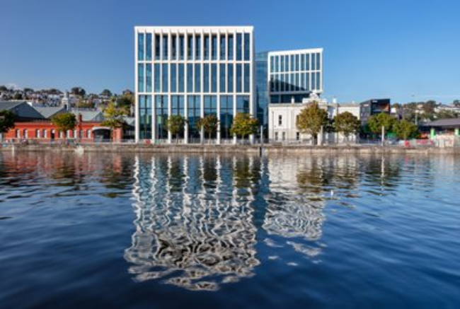 New Qualcomm building in Cork.