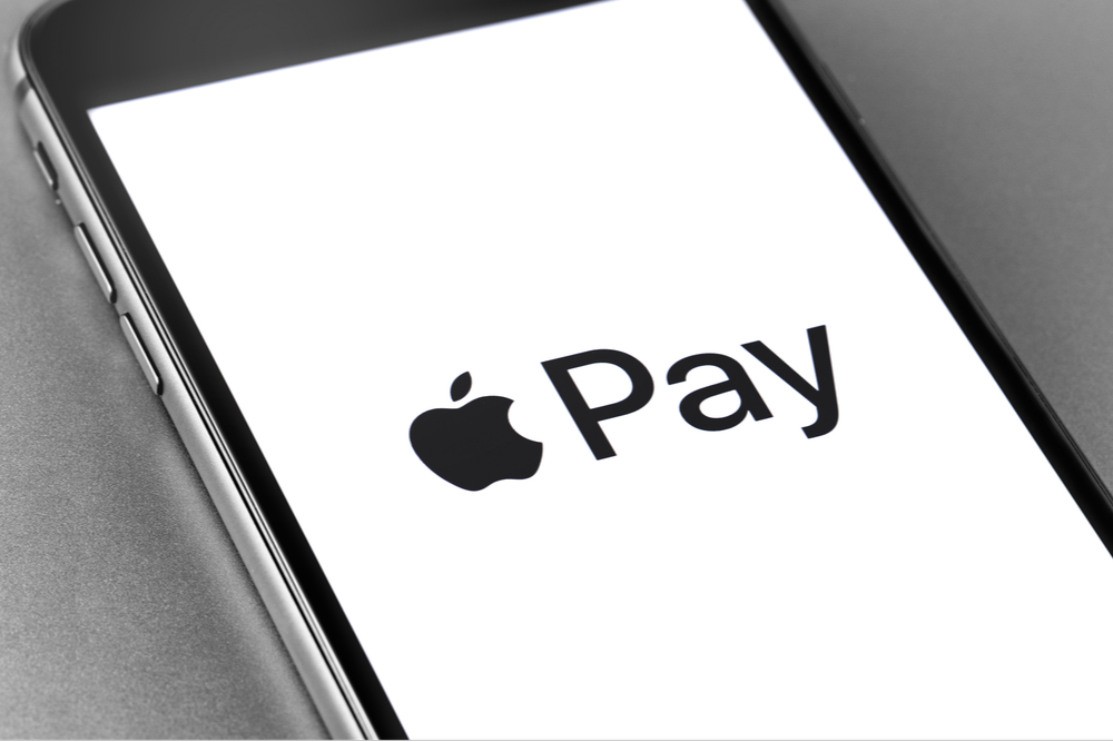 iPhone with Apple Pay.