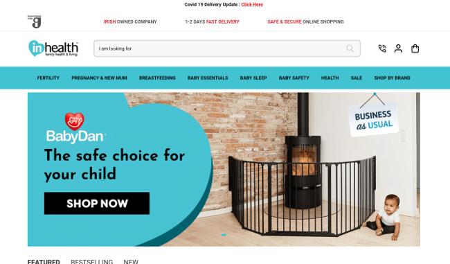 Inhealth website.