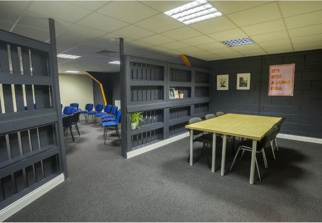 Venture House co-working hub.