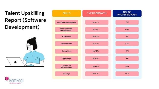 software dev skills in Ireland.