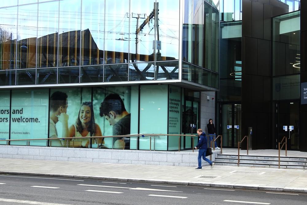 Trinity College Business School, Pearse Street Dublin.