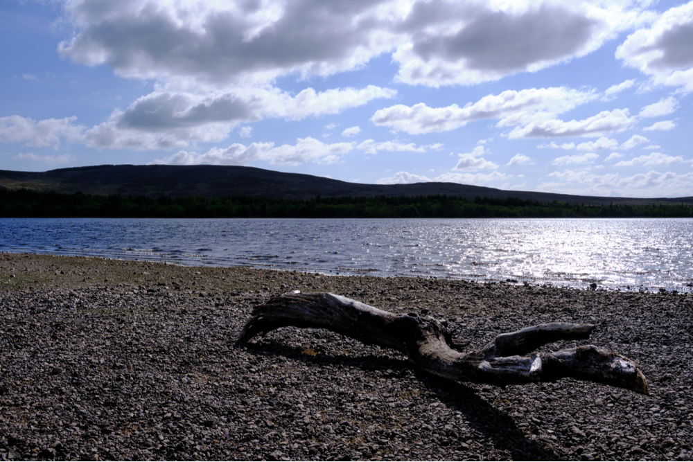 Lough Fae which provides most of Mid Ulster's drinking water.