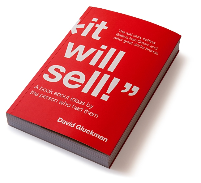 Cover of book 'That S*it will never sell'.