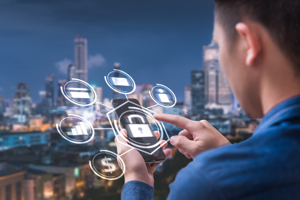Automation of security and the internet of things.