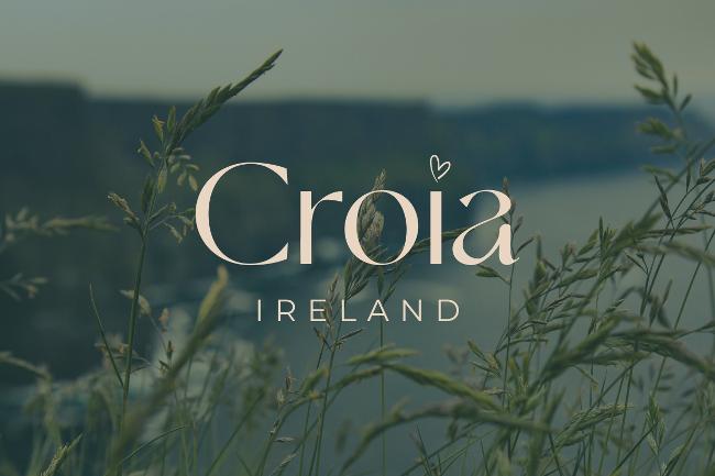 Croia Ireland logo.