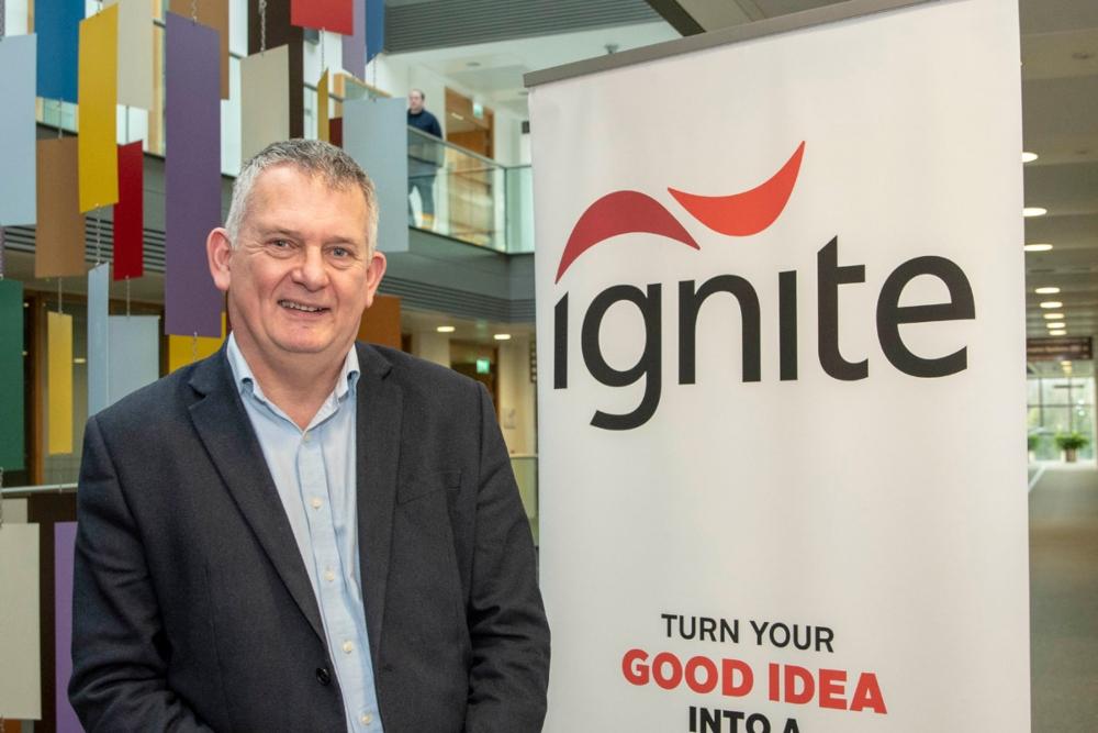 Eamon Curtin, director of IGNITE UCC accelerator.