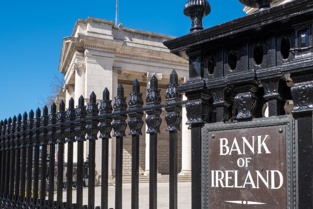 Bank of Ireland College Green, Dublin.