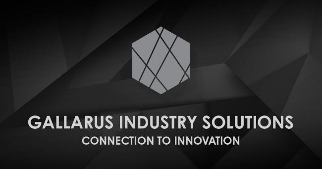 Logo for Gallerus.
