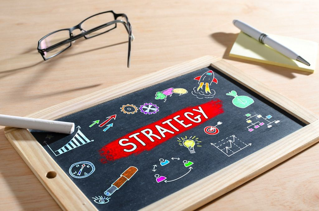 Create The Right Business Strategy  Think Business