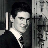 first young scientist winner john monahan
