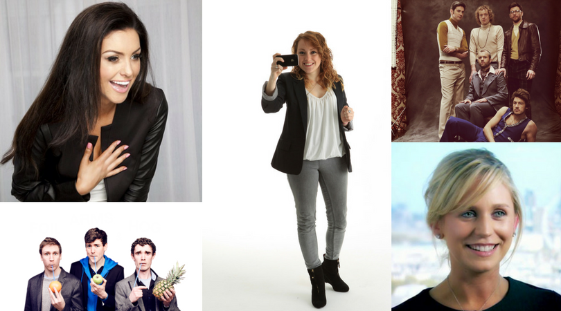 Top bloggers and social media stars in Ireland | Think Business