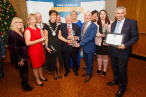 national enterprise town awards tralee winners 2017