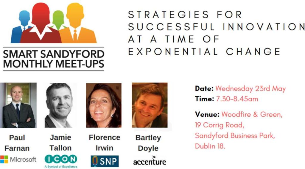 May Smart Sandyford meetup